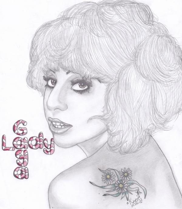Lady Gaga par ktytag